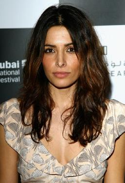 Sarah Shahi at the premiere of &quot;AmericaEast&quot; during the 4th Dubai International Film Festival.